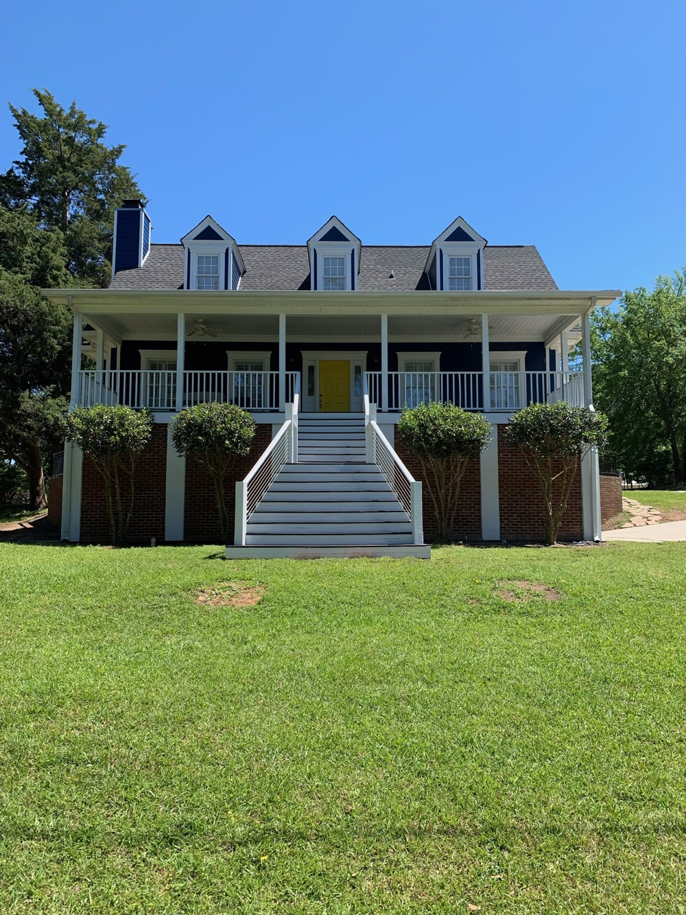 Columbia South Carolina Residential Exterior Painting