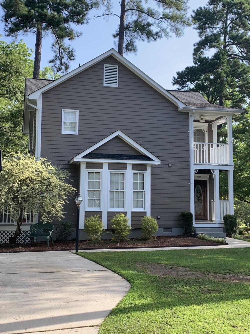 Residential Exterior Painting Irmo South Carolina